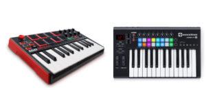 Budget midi keyboard controler