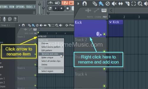 FL-Studio-12-rename-and-color-playlist-item
