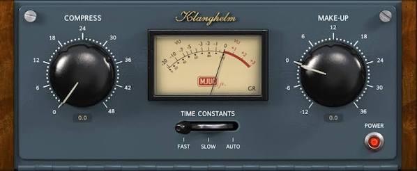 MJUCjr by klanghelm top best free compressor plugins