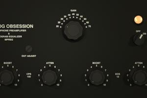Analog Obsession MPReq free mic preamp plugin