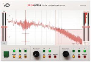 Softube Weiss Deess plugin