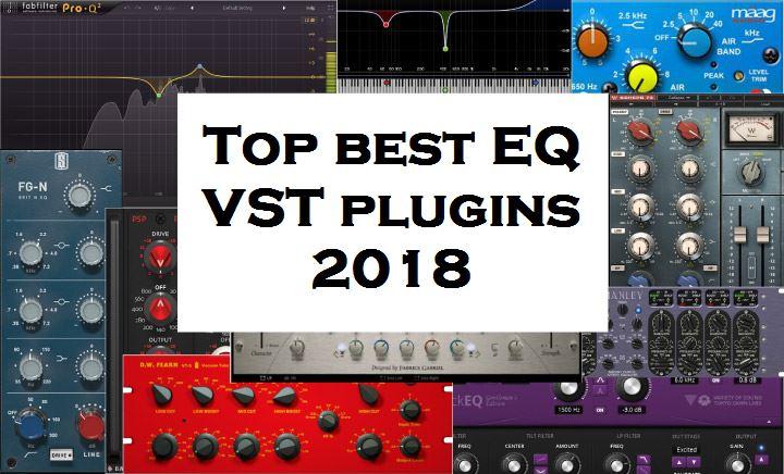 Top 10 best EQ VST & AU plugins 2018 - Pro Home Music