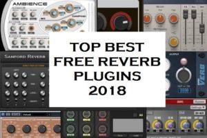top 10 best free reverb VST plugins 2018 with download links