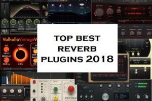 top best reverb VST plugins 2018