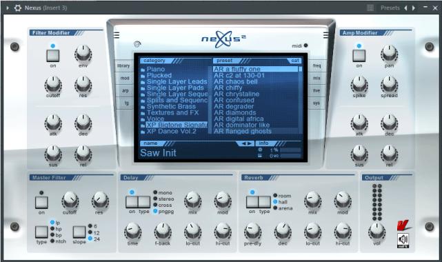 nexus 2 plugin fl studio 12