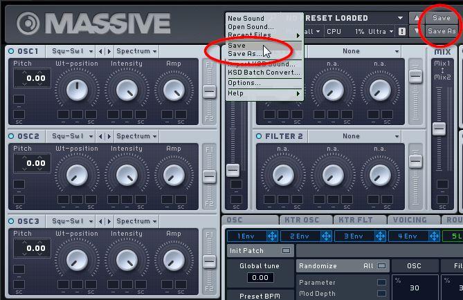 Save & manage plugin presets in FL Studio 20