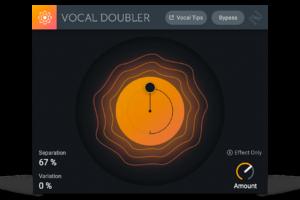 iZotope Vocal Doubler plugin free